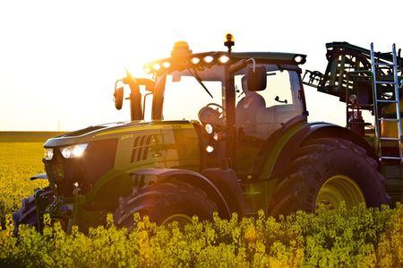 A JD multi-fuel traktort egyelőre kutatási céllal fejlesztették