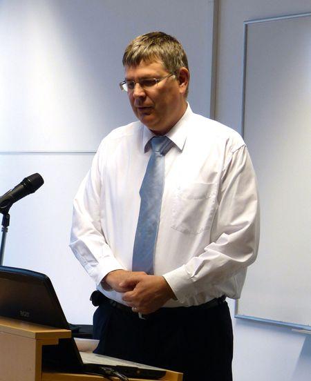 Harsányi Zsolt, a MEGFOSZ elnökségének elnöke szerint eredményes volt a szövetség által támogatott 2013-as AgrárgépShow