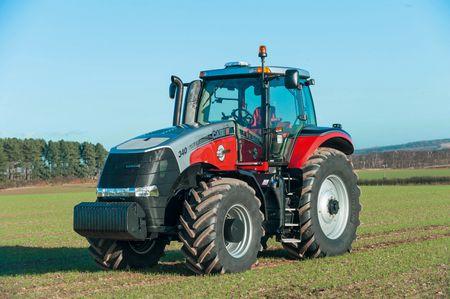 Powershift hajtóművel szerelt traktorok