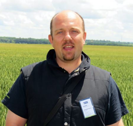 Varga Gábor, termékfejlesztési vezető,  SAATEN-UNION Hungária Kft.