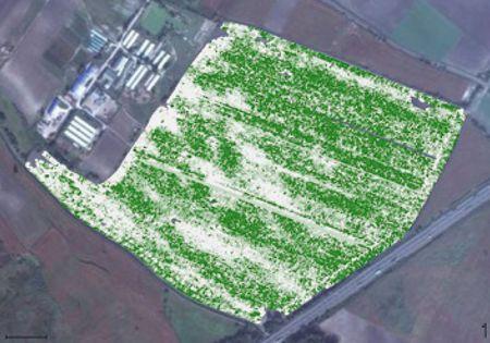 Differenciált  dózisú N-kijuttatás  a kukorica  kultivátorozásakor  (OptRx-szenzor  felméréseire  alapozva)