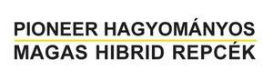 25 PIONEER HAGYOMANYOS MAGAS HIBRID REPCEK