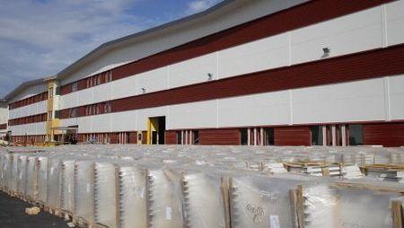 2013 nyarán az építési munkák befejeződtek és az új részleg nyár végén üzembe állt.