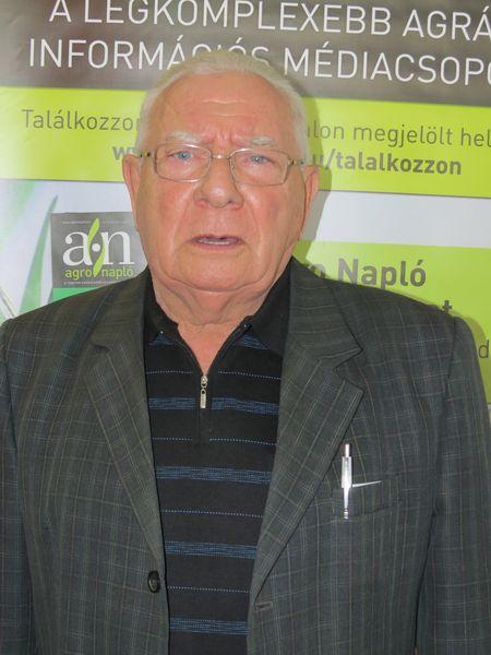 Dr. Késmárki István