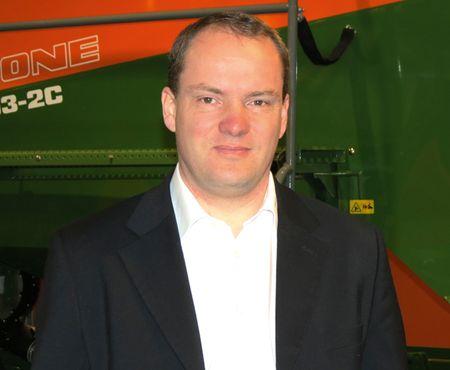 Kovács Tamás, Amazonen-Werke Kft.