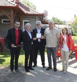 Marcel Pradas, José María Pradas, Nagy Miklós, Bézi László, Marta Pradas