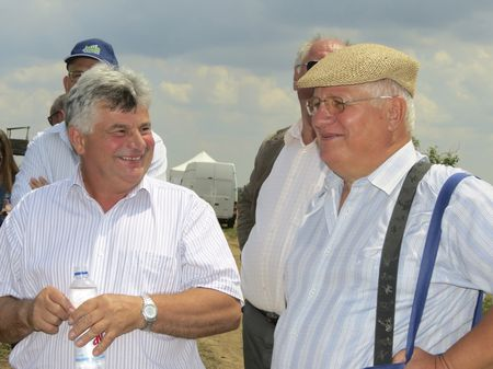 Soltész Gyula és Pájtli József