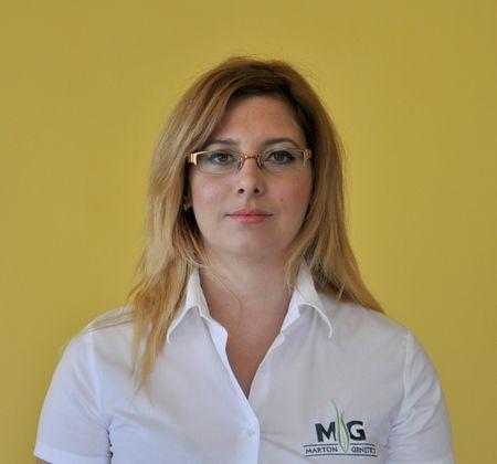 Dr. Gajdos Éva  Marton Genetics (Bázismag Kft.)