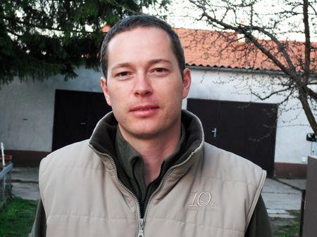 Bottlik László gazdálkodó, PhD hallgató