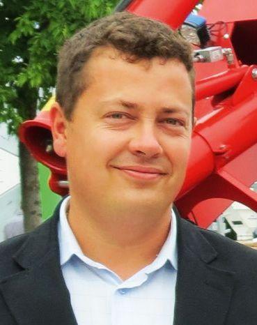 Mészáros Rajmund Kverneland Group Hungária Kft.