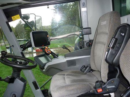 Kényelmes és nagyméretű kabin