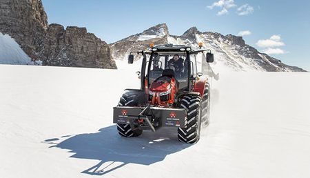 En route to the halfway point to the South Pole, the Antarctica2 tractor expedition has had to overcome a range of surface conditions from crevase fields to hard-packed sastrugi ice-ridges and deep, soft snow.