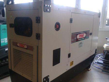 EMZ SXDTW20000 Silent dízelmotoros áramfejlesztő