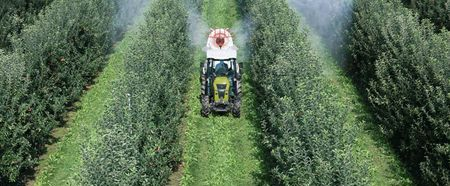 NEXOS 240 VL + sprayer