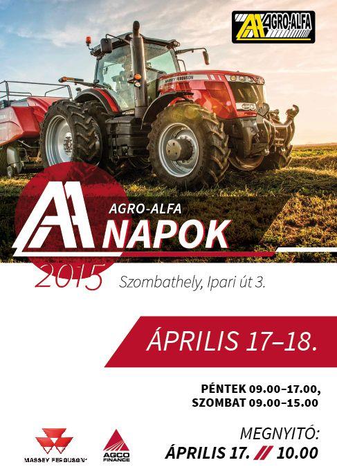 Agro-Alfa napok _ 1