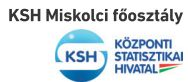 KSH miskolc