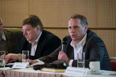 Temesvári Mihály és Marcus Bamkert