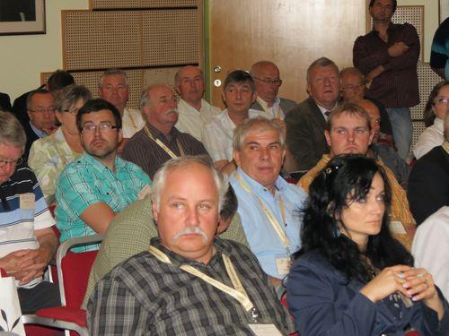 Talajerő közönség