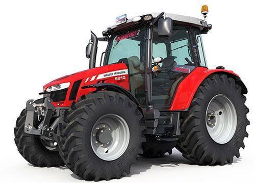 Massey Ferguson is launching this Special Edition of its best-selling MF 5600 Series based on the iconic MF 5610 tractor which accomplished the record-breaking Antarctica2 mission to the South Pole in December 2014. The Special Edition is equipped with a package of unique features and exclusive design attributes which reflect the many challenges of the 5000 km trek across the ice.