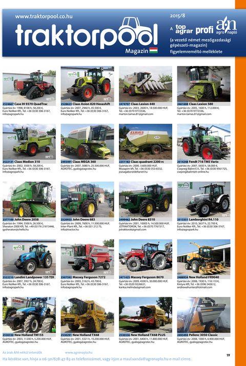 Traktorpool_augusztus