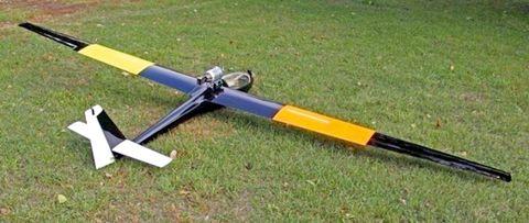 kép: Meteor 3R és Meteor 3MA magyar fejlesztésű merevszárnyú repülők (forrás: fbsc.hu)