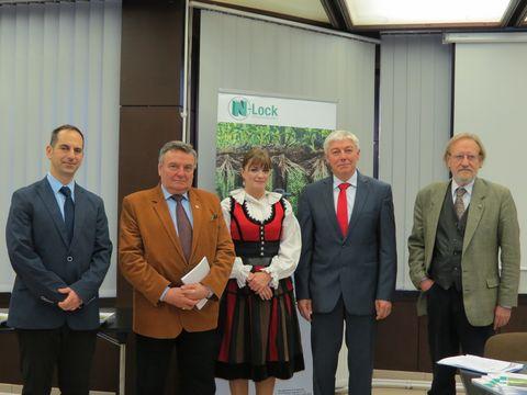 Országos Mezőgazdasági Könyvtár - DAS katalógus bemutató: Sándorfy András, Vancsura József, Illyés Szabó Anna, Dr. Erdei Imre
