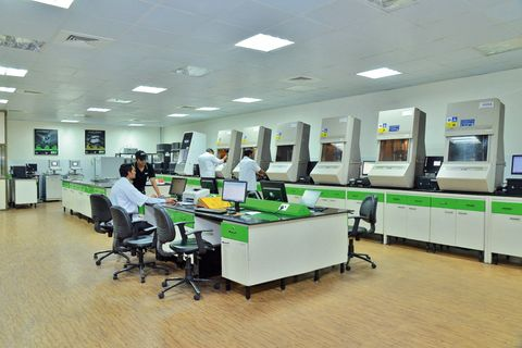 Bhuj - kutatólaboratórium