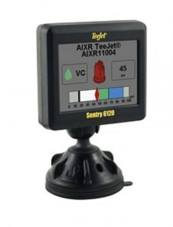 41-teejet cseppméret monitor