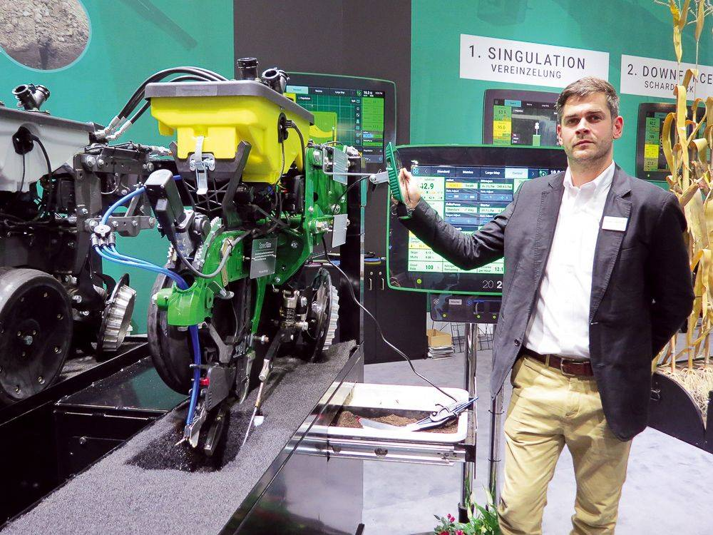 hannover precision planting