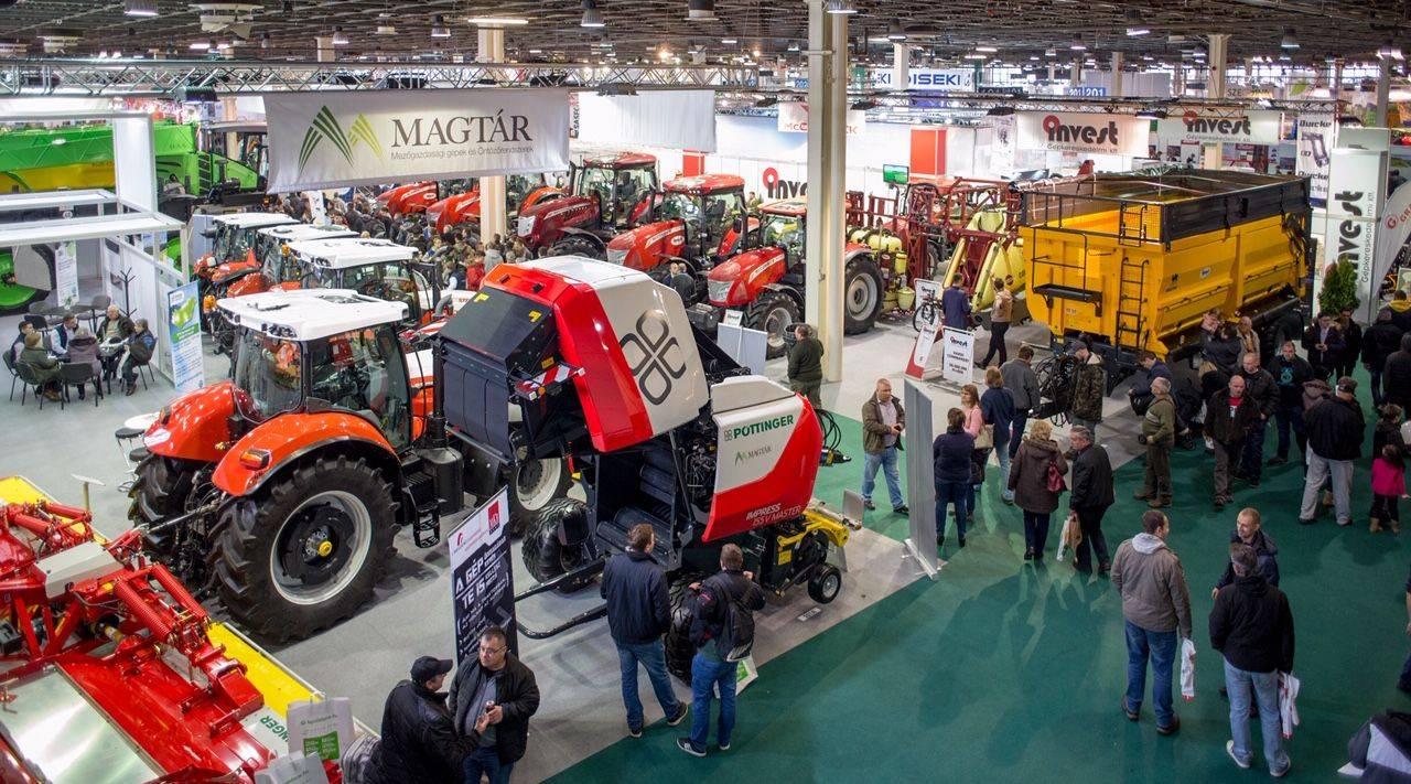 AGROmashEXPO 2020 kiállítás